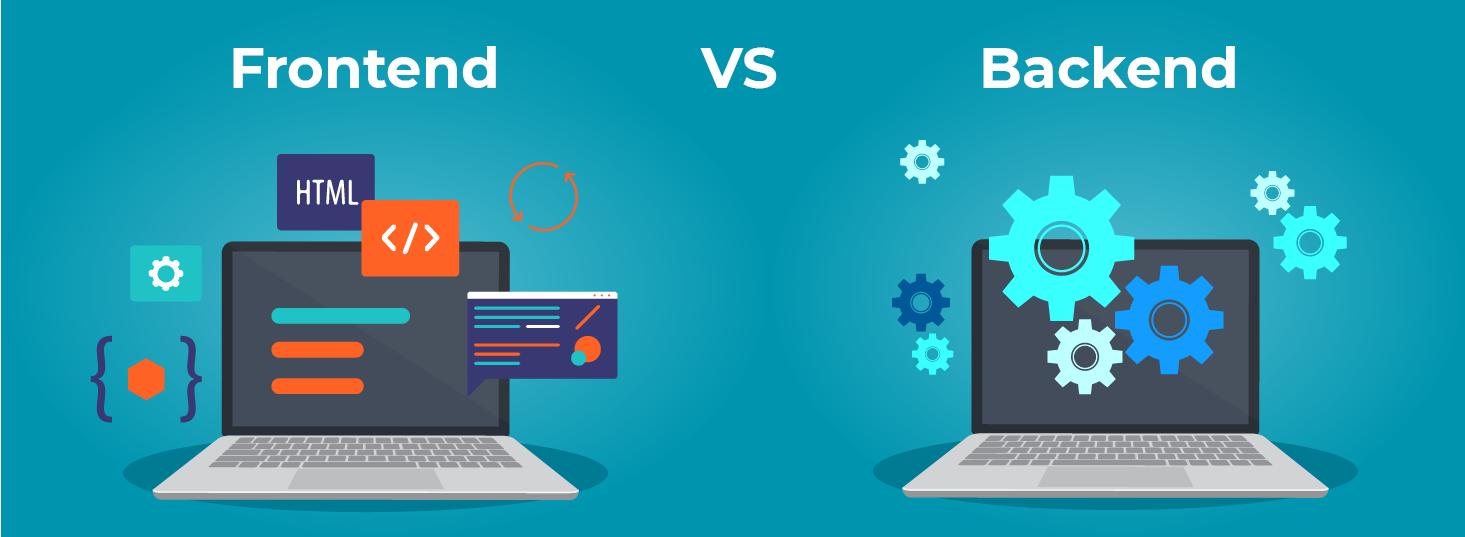 web programiranje frontend backend developer