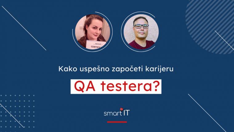 Kako uspešno započeti karijeru QA testera?